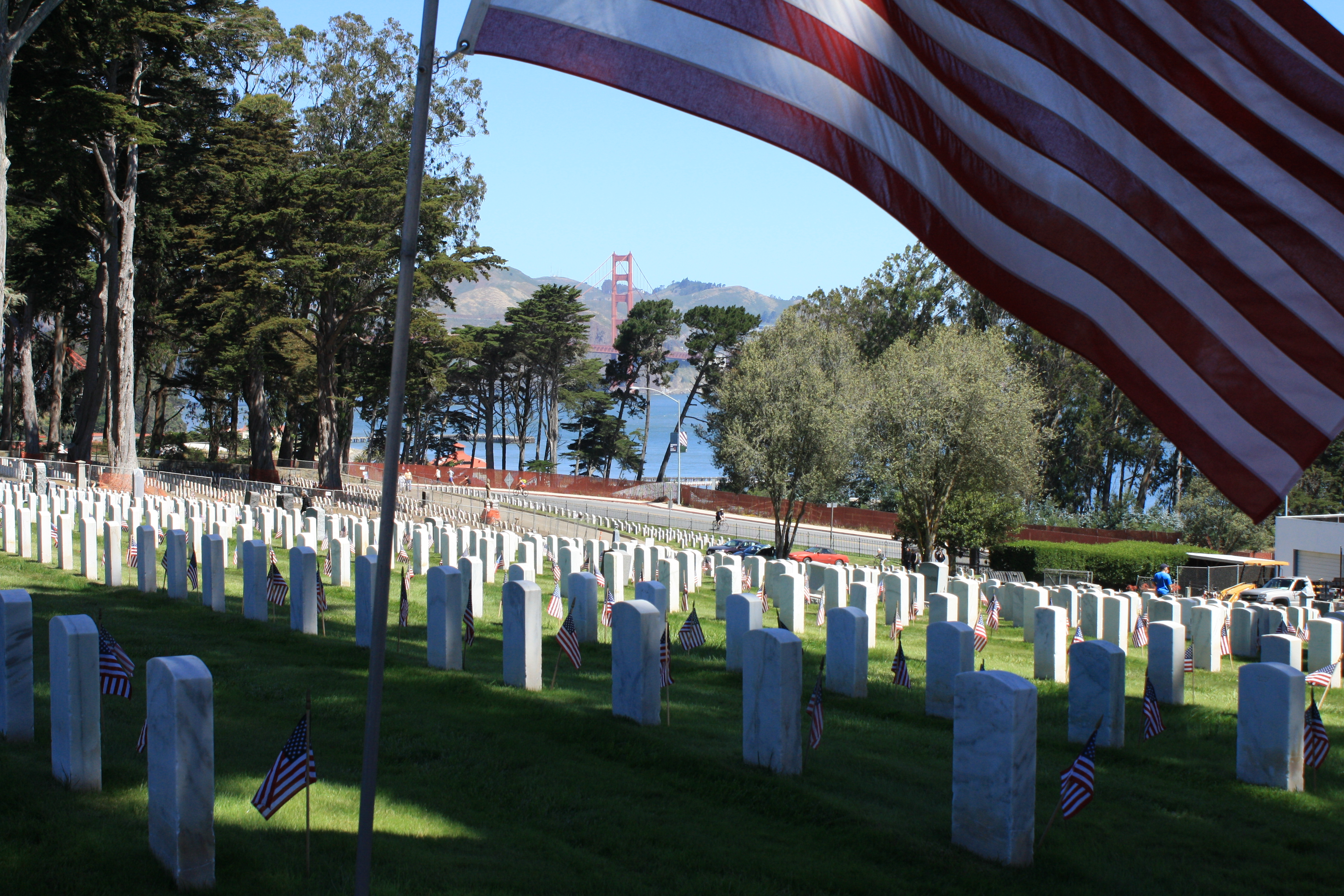 Memorial Day at Presidio San Francisco